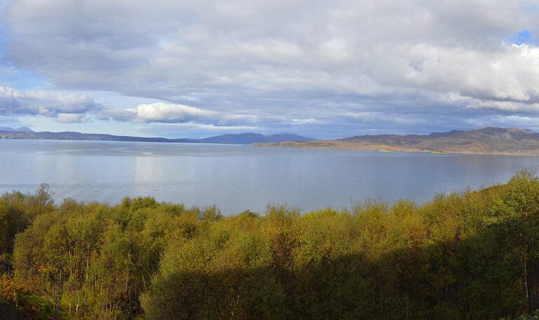 Panorama view from Verandah Oct 5th 2020