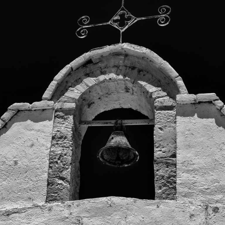Pueblo bell tower