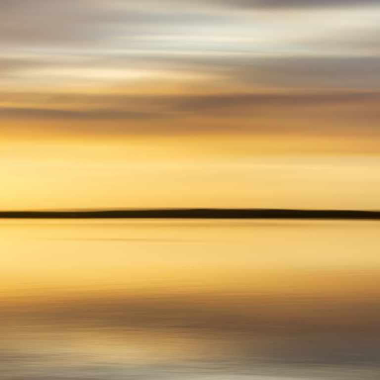 Dawn in the San Carlos mangrove channels